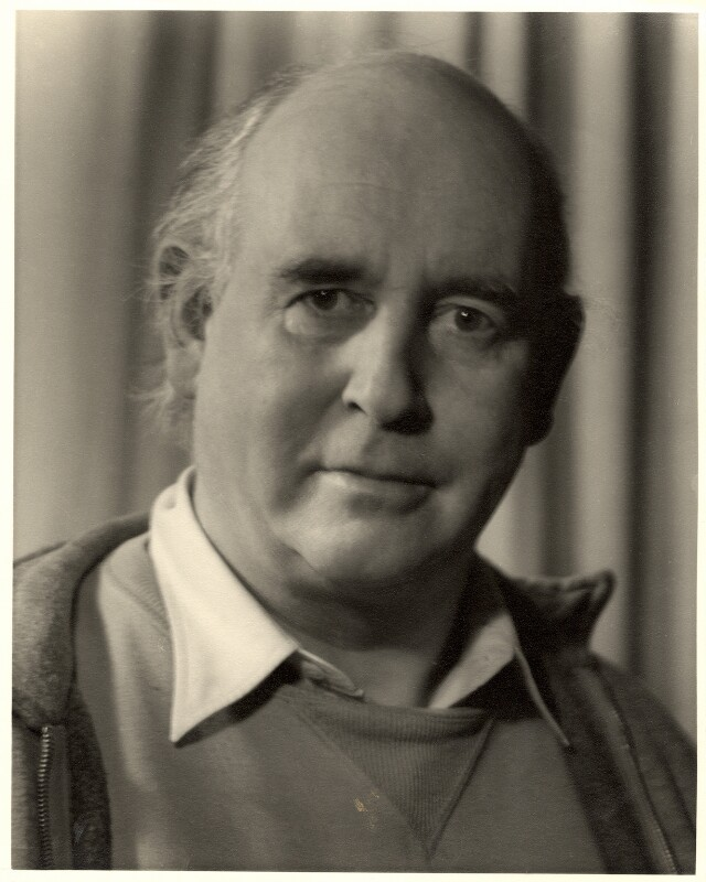 Edward Ardizzone, by Howard Coster, 1954 - NPG x125059 - © National Portrait Gallery, London