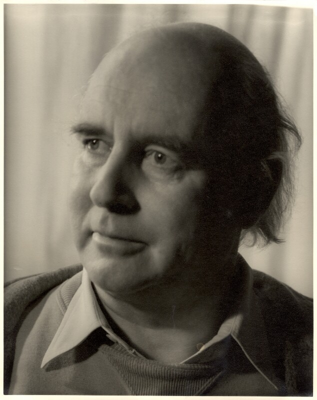 Edward Ardizzone, by Howard Coster, 1954 - NPG x1714 - © National Portrait Gallery, London