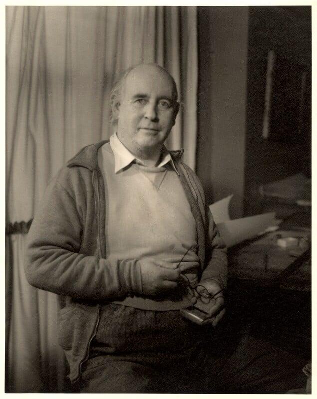 Edward Ardizzone, by Howard Coster, 1954 - NPG x1713 - © National Portrait Gallery, London
