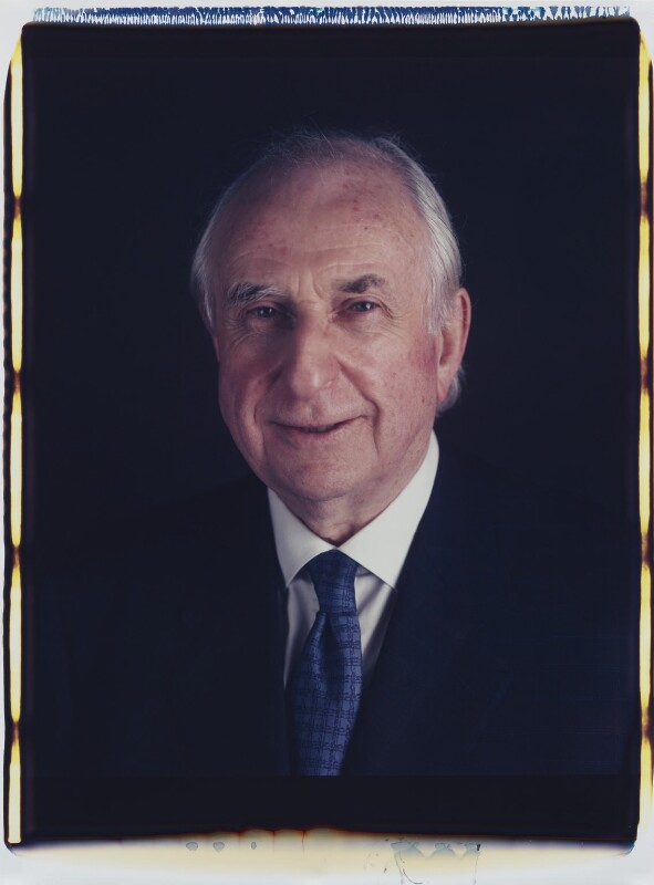 Michael Bond, by Maud Sulter, 2001 - NPG P949(3) - © National Portrait Gallery, London