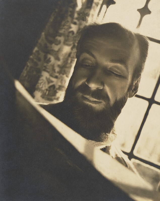 Angus McBean, by Angus McBean, 1939? - NPG P931 - © estate of Angus McBean / National Portrait Gallery, London