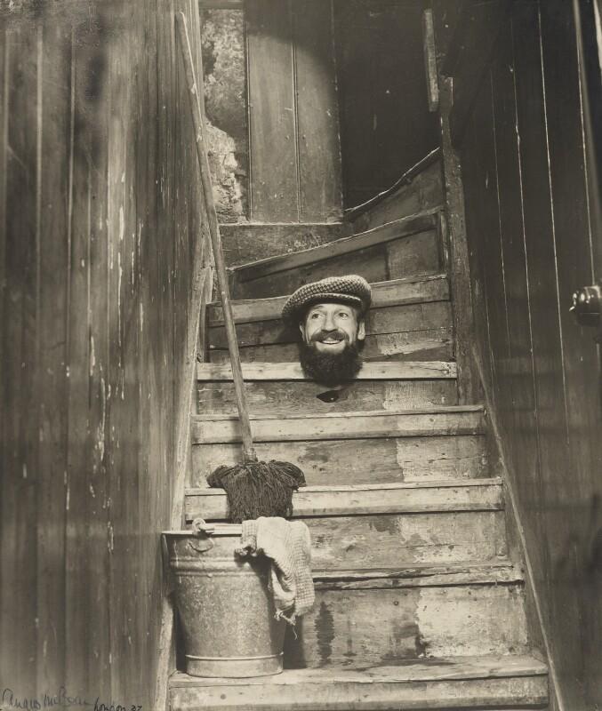 Angus McBean, by Angus McBean, 1947 - NPG P934 - © estate of Angus McBean / National Portrait Gallery, London