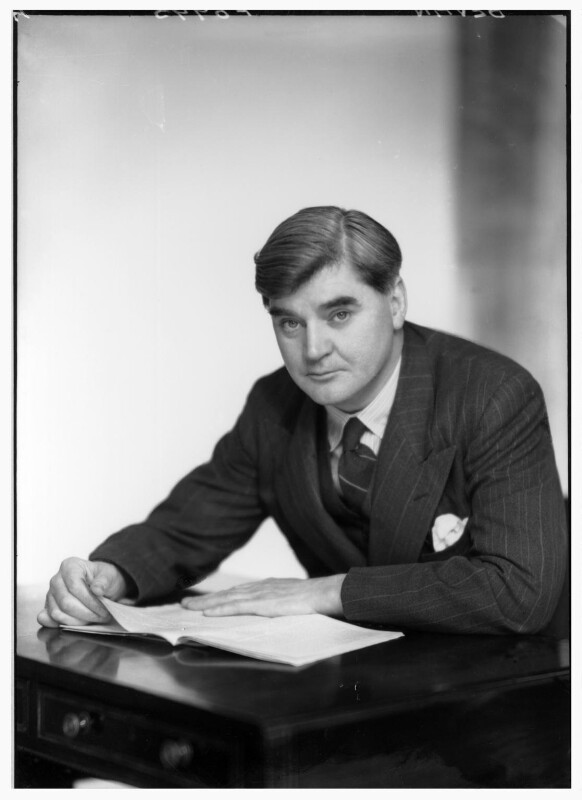 Aneurin Bevan, by Elliott & Fry, 4 October 1945 - NPG x92562 - © National Portrait Gallery, London