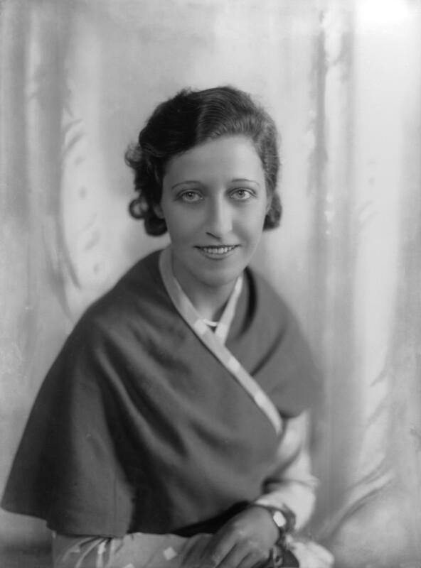 Amy Johnson, by Bassano Ltd, 10 May 1932 - NPG x81184 - © National Portrait Gallery, London