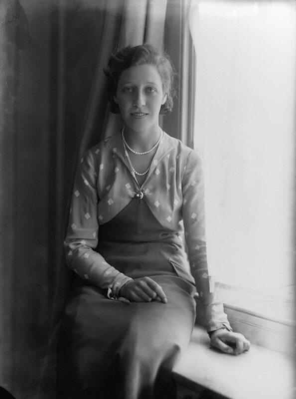 Amy Johnson, by Bassano Ltd, 10 May 1932 - NPG x81185 - © National Portrait Gallery, London