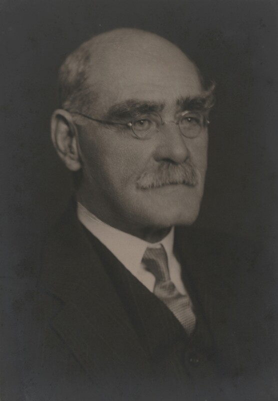 Rudyard Kipling, by Walter Stoneman, 9 November 1934 - NPG x11900 - © National Portrait Gallery, London