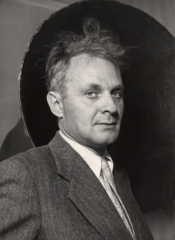 Stephen Spender, by Ida Kar, 1952 - NPG x14355 - © National Portrait Gallery, London