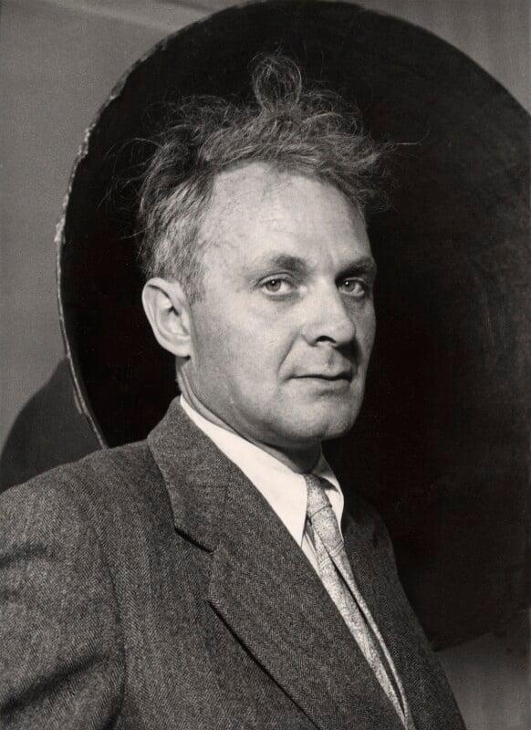 Stephen Spender, by Ida Kar, 1952 - NPG x14355 - © National Portrait Gallery, London