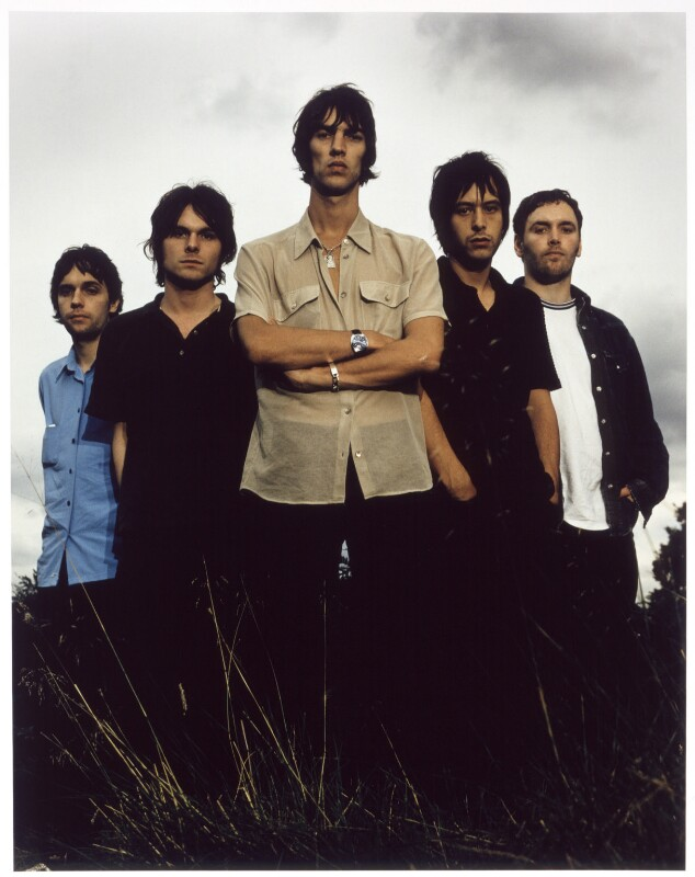 The Verve, by Chris Floyd, 1998 - NPG x87817 - © Chris Floyd
