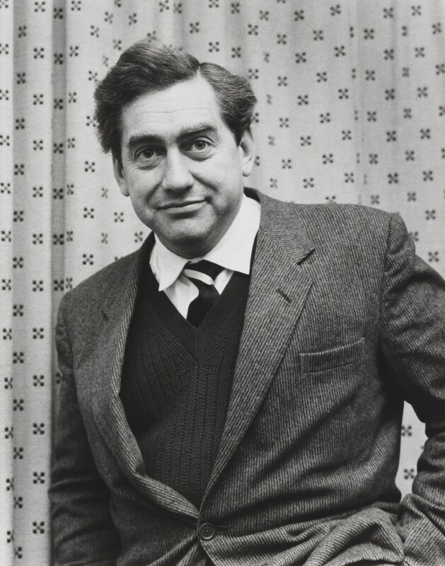 Tony Hancock, by Bob Collins, 1959 - NPG x35150 - © estate of Bob Collins / National Portrait Gallery, London