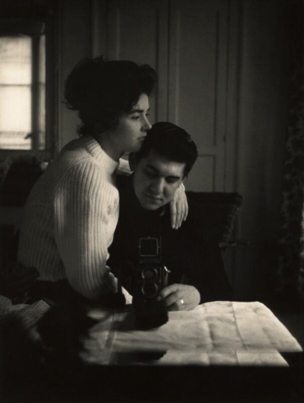 Patricia Morley; Lewis Morley, by Lewis Morley, 1959 - NPG x38901 - © Lewis Morley Archive