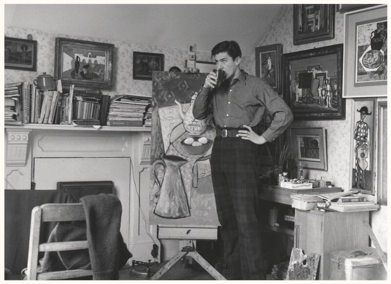 Lewis Morley, by Lewis Morley, 1954 - NPG x38902 - © Lewis Morley Archive / National Portrait Gallery, London