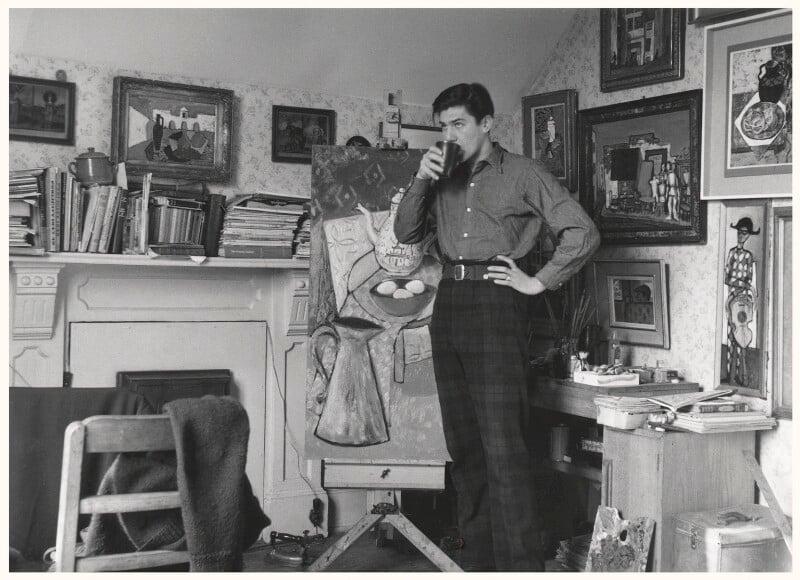 Lewis Morley, by Lewis Morley, 1954 - NPG x38902 - © Lewis Morley Archive