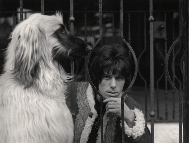 Jeff Beck, by Lewis Morley, 1967 - NPG x38930 - © Lewis Morley Archive