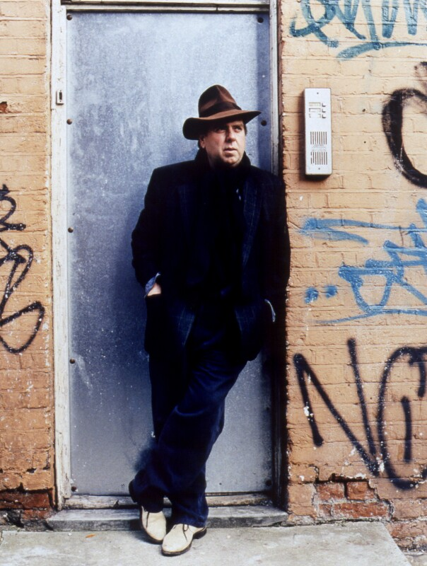 Timothy Spall, by Rob Hann, 7 December 2001 - NPG x125134 - © Rob Hann