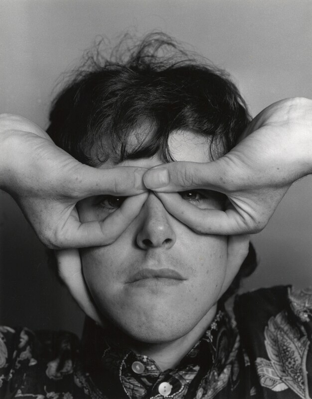 Donovan, by Lewis Morley, 1965 - NPG x38931 - © Lewis Morley Archive / National Portrait Gallery, London
