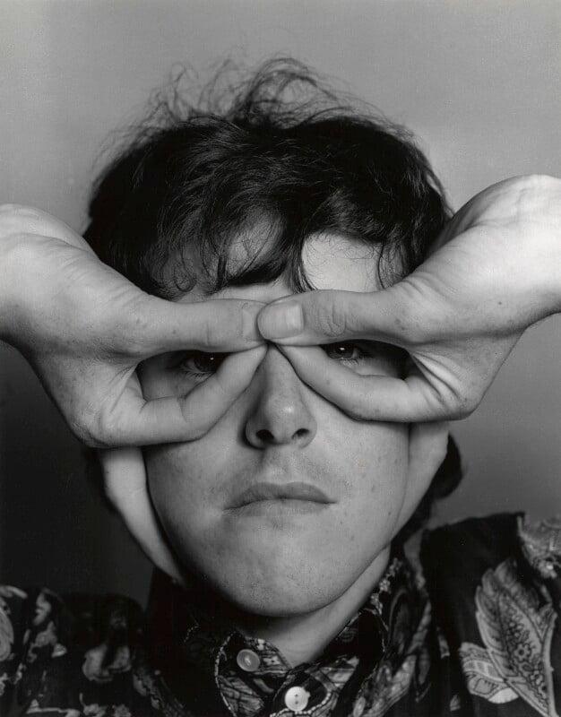 Donovan, by Lewis Morley, 1965 - NPG x38931 - © Lewis Morley Archive