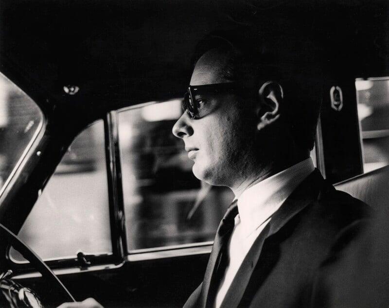 Brian Epstein, by Lewis Morley, 1963 - NPG x38922 - © Lewis Morley Archive