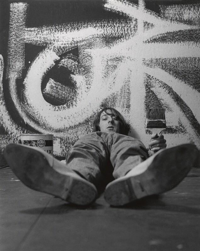 Barry Fantoni, by Lewis Morley, 1965 - NPG x38947 - © Lewis Morley Archive