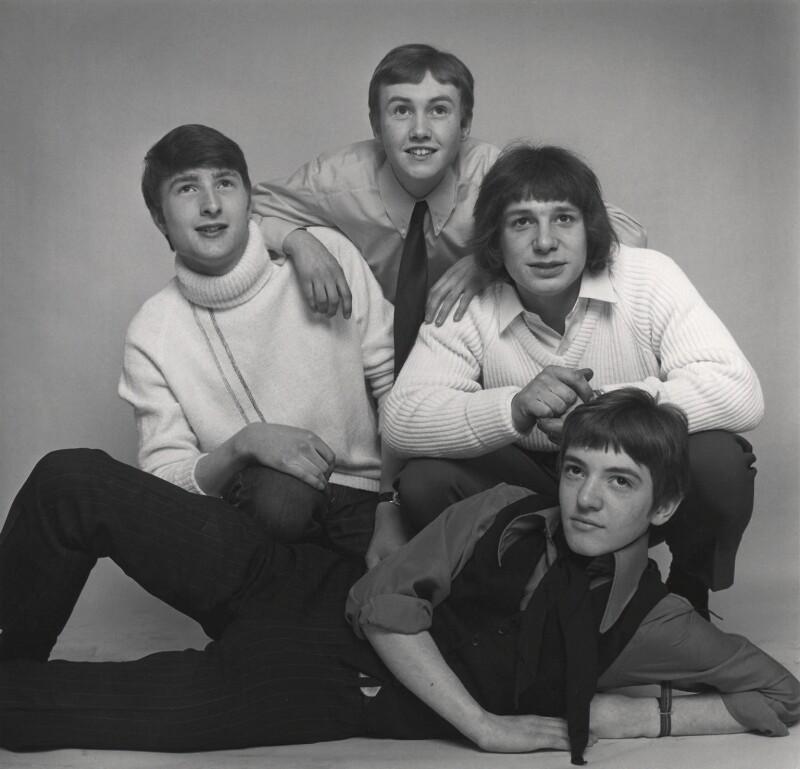 Unknown pop group, by Lewis Morley, 1965 - NPG x38924 - © Lewis Morley Archive