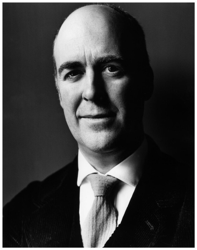 Sir Charles Robert Saumarez Smith, by Mario Testino, 1 February 2002 - NPG x125144 - © Mario Testino