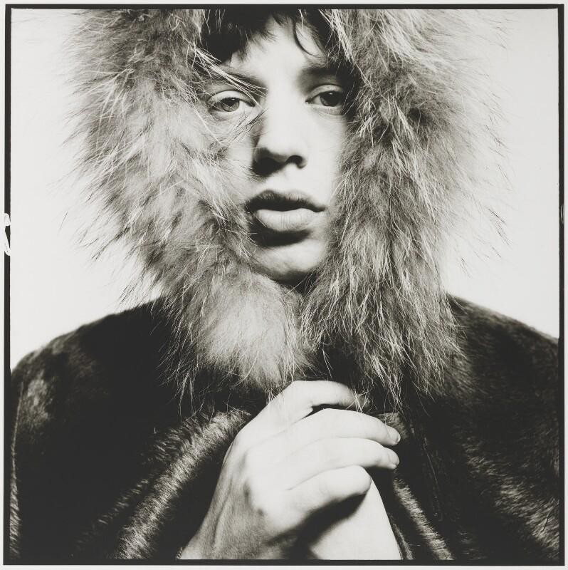 Mick Jagger, by David Bailey, December 1964 - NPG P952 - © David Bailey