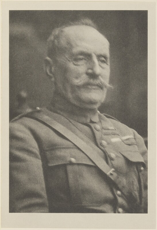 Ferdinand Foch, by Alvin Langdon Coburn, published by  Duckworth & Co, 2 December 1918 - NPG Ax7836 - © The Universal Order