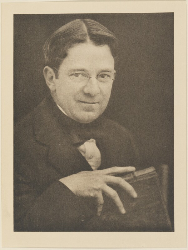 Alvin Langdon Coburn, by Alvin Langdon Coburn, published by  Duckworth & Co, 19 May 1922 - NPG Ax7841 - © The Universal Order
