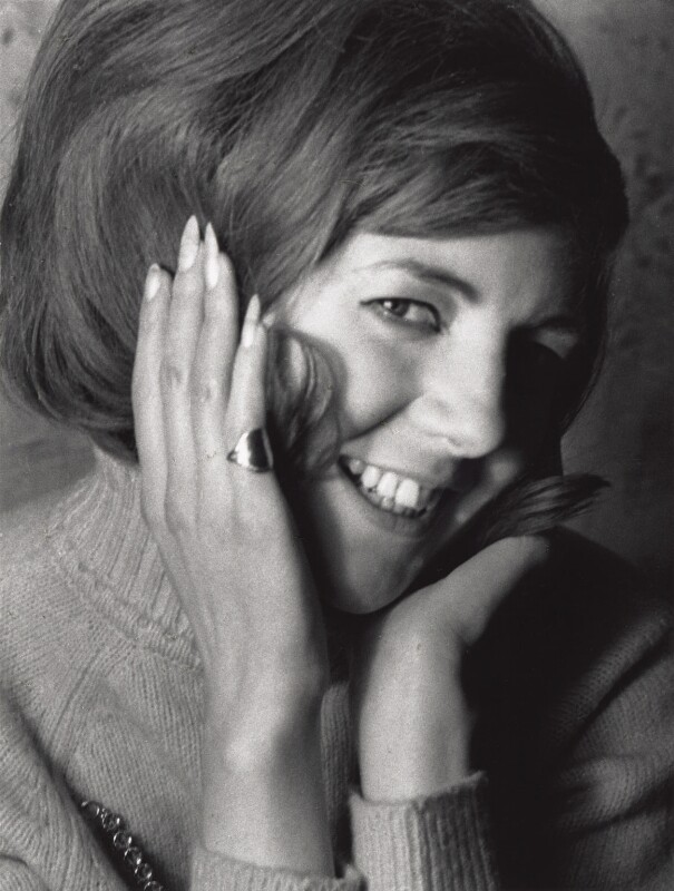 Cilla Black, by Lewis Morley, 1964 - NPG x125159 - © Lewis Morley Archive