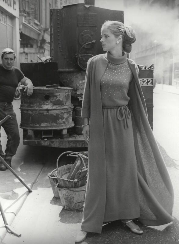 (Tessa) Charlotte Rampling, by Lewis Morley, 1966 - NPG x125220 - © Lewis Morley Archive