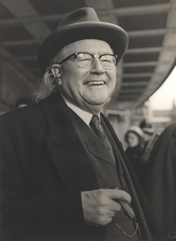 William Alfred Foyle, by Lewis Morley, early 1960s - NPG x125181 - © Lewis Morley Archive