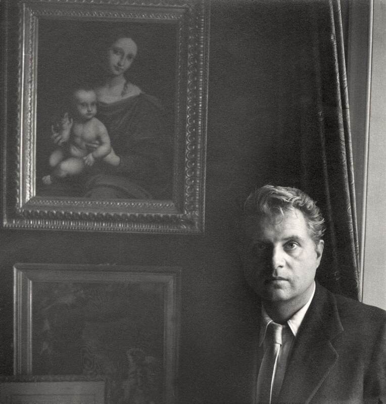 Francis Bacon, by Cecil Beaton, 1951 - NPG x40008 - © Cecil Beaton Studio Archive, Sotheby's London