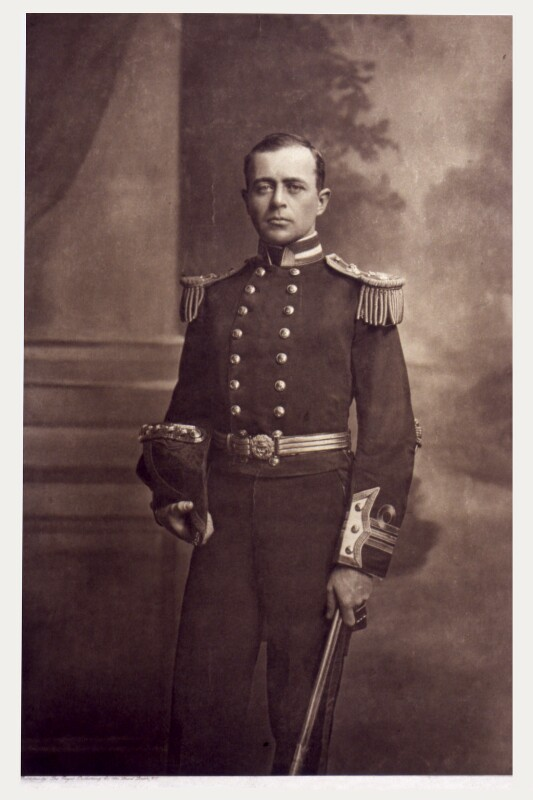 Robert Falcon Scott, by John Thomson & John Newlands (Messrs Thomson), published by  The Regal Publishing Co, circa 1905 - NPG x12891 - © National Portrait Gallery, London