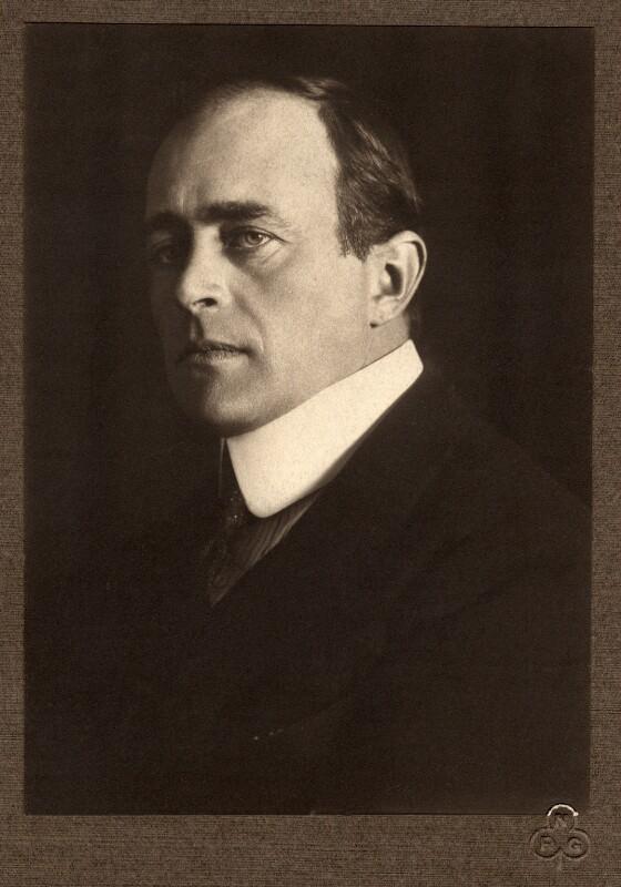 Robert Falcon Scott, by Charles Percival Small, 1910 - NPG x22555 - © National Portrait Gallery, London