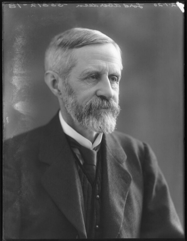 John Campbell Hamilton-Gordon, 1st Marquess of Aberdeen and Temair, by Bassano Ltd, 22 January 1920 - NPG x120062 - © National Portrait Gallery, London