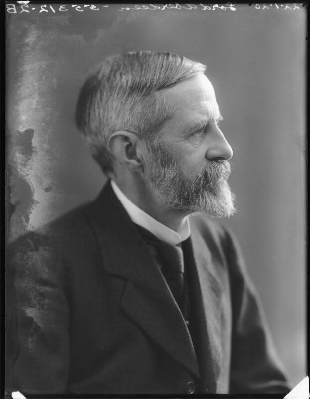 John Campbell Hamilton-Gordon, 1st Marquess of Aberdeen and Temair, by Bassano Ltd, 22 January 1920 - NPG x120063 - © National Portrait Gallery, London