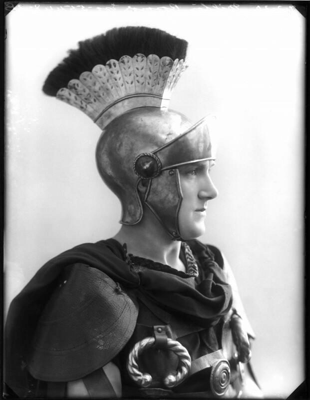 Milton Rosmer as Cassius in `Julius Caesar`, by Bassano Ltd, 7 February 1920 - NPG x120141 - © National Portrait Gallery, London