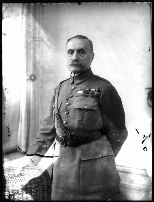 Ferdinand Foch, by Bassano Ltd, 12 February 1920 - NPG x120171 - © National Portrait Gallery, London