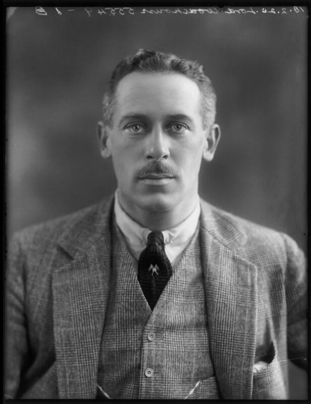 John Wodehouse, 3rd Earl of Kimberley, by Bassano Ltd, 18 February 1920 - NPG x120206 - © National Portrait Gallery, London