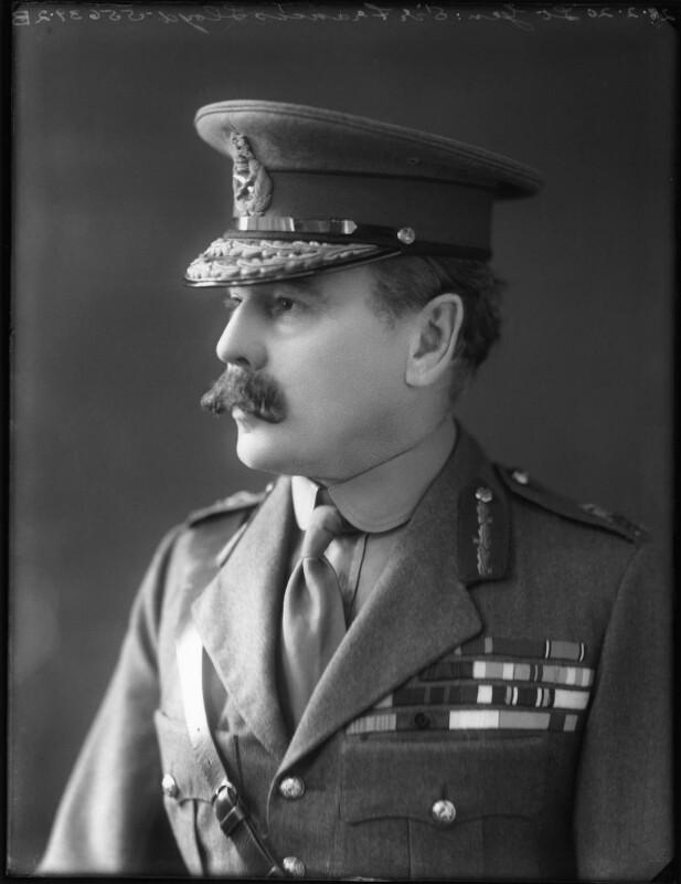 Sir Francis Lloyd, by Bassano Ltd, 28 February 1920 - NPG x120243 - © National Portrait Gallery, London