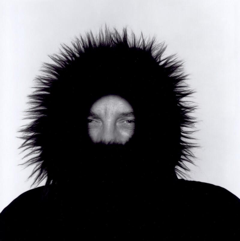 Brian Griffin, by Brian Griffin, 1988 - NPG x125281 - © Brian Griffin