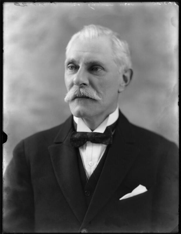 John Poynder Dickson-Poynder, 1st Baron Islington, by Bassano Ltd, 29 March 1920 - NPG x120407 - © National Portrait Gallery, London