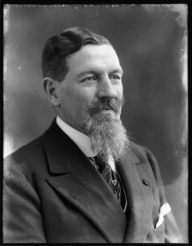Philippe, 9th Duc d'Orleans, by Bassano Ltd, 12 April 1920 - NPG x120452 - © National Portrait Gallery, London