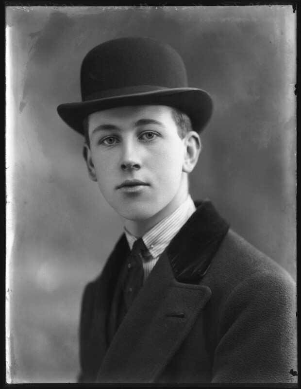Dominick Geoffrey Edward Browne, 4th Baron Oranmore and Browne, by Bassano Ltd, 16 April 1920 - NPG x120466 - © National Portrait Gallery, London