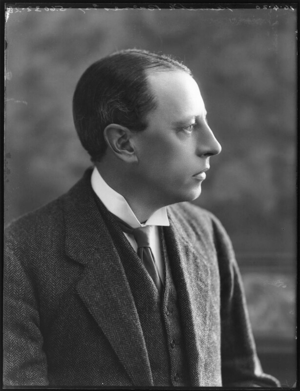 Sir Kenneth Ralph Barnes, by Bassano Ltd, 16 April 1920 - NPG x120469 - © National Portrait Gallery, London