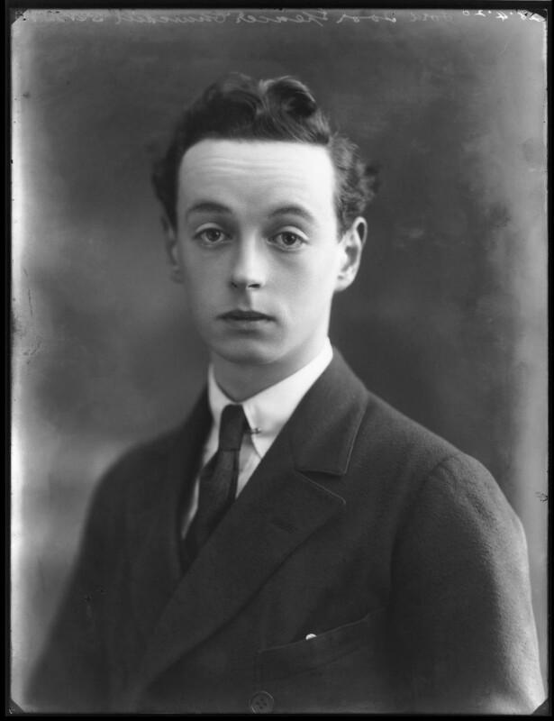 Lord Ivor Charles Spencer-Churchill, by Bassano Ltd, 28 April 1920 - NPG x120542 - © National Portrait Gallery, London