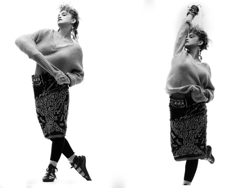 Madonna, by Eric Watson, 1984 - NPG x125306 - © Eugene and Willa Watson / National Portrait Gallery, London