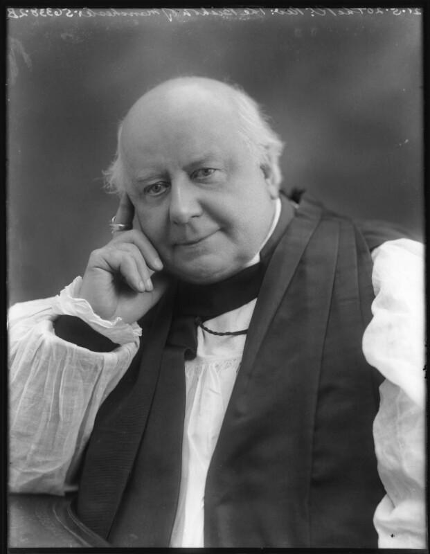 Edmund Arbuthnott Knox, by Bassano Ltd, 21 May 1920 - NPG x120579 - © National Portrait Gallery, London