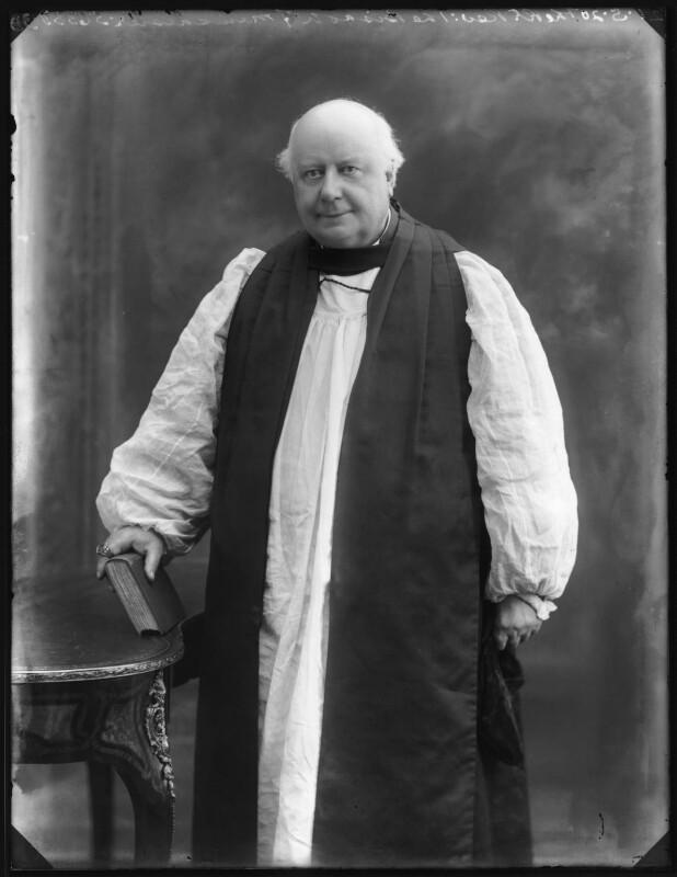Edmund Arbuthnott Knox, by Bassano Ltd, 21 May 1920 - NPG x120580 - © National Portrait Gallery, London