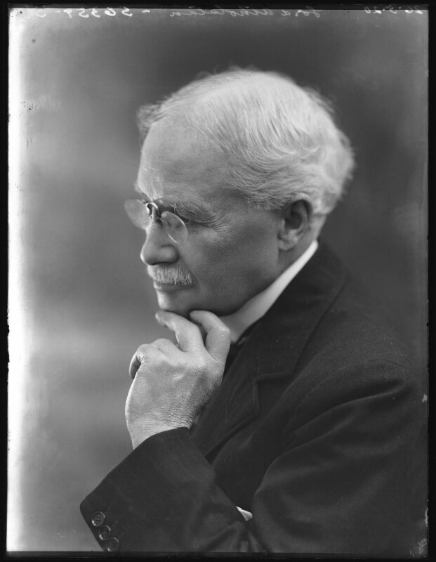 Hugh Graham, 1st Baron Atholstan, by Bassano Ltd, 26 May 1920 - NPG x120594 - © National Portrait Gallery, London